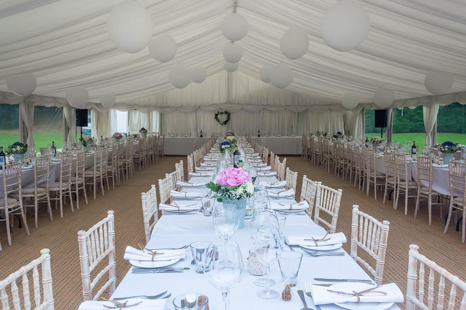 Cómo elegir el mejor restaurante de boda