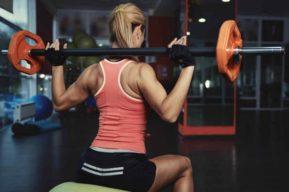 Consejos para trabajar correctamente la musculatura de los hombros