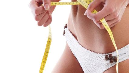 Cómo adelgazar 3 kilos en una semana