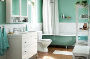 Catálogo de decoración de baños de Ikea