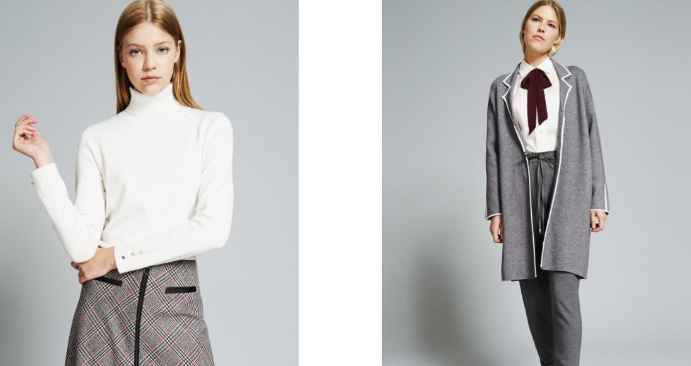 Cat logo de moda d ndara oto o invierno 2017 efe blog for Look oficina otono 2017