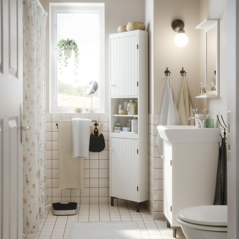 Catálogo de baños de Ikea