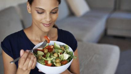 Necesidades dietéticas de la mujer