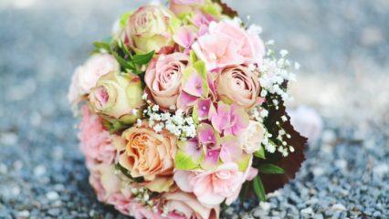 Cinco ventajas de los ramos de novia de flores artificiales