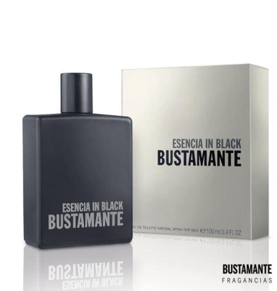 Esencia in black de David Bustamante