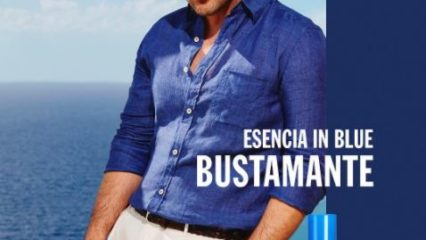Esencia in blue de David Bustamante