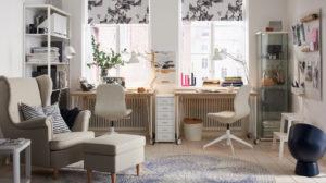 Decoración de despachos de Ikea