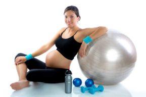 La utilidad de practicar deporte durante el embarazo