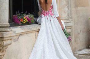 Silvia Navarro, espectaculares vestidos de novia