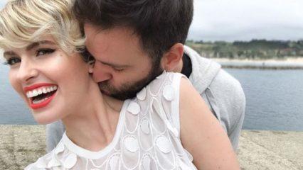Adriana Abenia y Sergio Abad van a ser padres