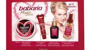Caja Magic Skin, cosmética natural de Babaria