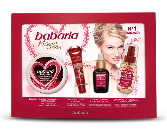 Caja Magic Skin, cosmética natural de Babaria