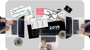 8 objetivos profesionales para 2018