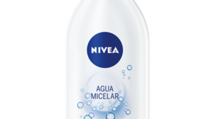 Agua Micelar de Nivea para desmaquillarse
