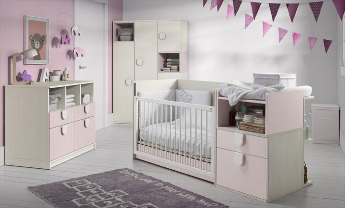 Catálogo de decoración Kibuc de habitaciones de bebé
