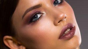 Elección de maquillaje de farmacia