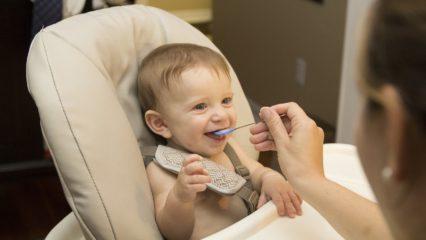 Alimentación del bebé en su primer año de vida