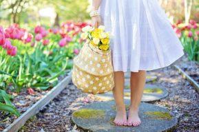 8 beneficios de tener un jardín en primavera