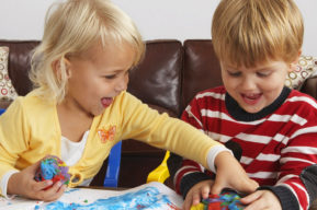 Elección de juguetes según la edad