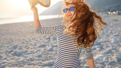 5 Cuidados que debes dar a tu pelo en verano