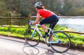 Montar en bicicleta, beneficios para el corazón