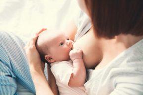 Crisis de la lactancia materna