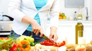 Mujer-cocina