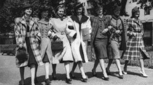 Evolución de la vestimenta de la mujer en la oficina