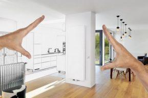 Trucos para renovar las paredes de tu hogar