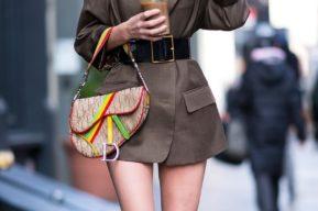 Vuelve el bolso Saddle Bag, el más icónico de Dior