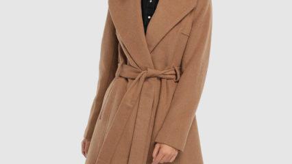 Estilo del Mes en abrigos para lucir en  invierno
