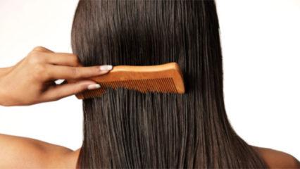 ¿Cómo calmar un cuero cabelludo sensible?