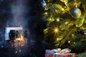 Cómo evitar accidentes domésticos en las fiestas de fin de año