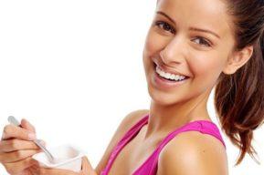 La ingesta de yogur para un régimen sano y equilibrado