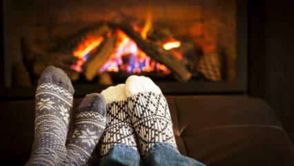 Cómo calentar la casa en invierno sin gastar mucho dinero