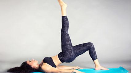 5 ejercicios de Pilates que puedes hacer en casa