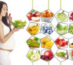 Alimentación durante el embarazo: La importancia del zinc