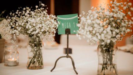 Fiesta de Boda, las tendencias para marcar las mesas