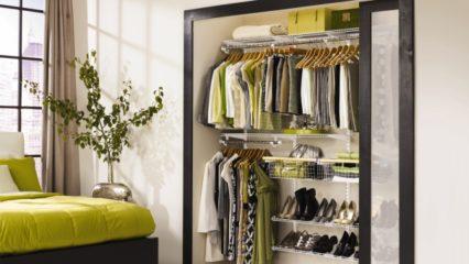 Primavera: Trucos para hacer el cambio de armario