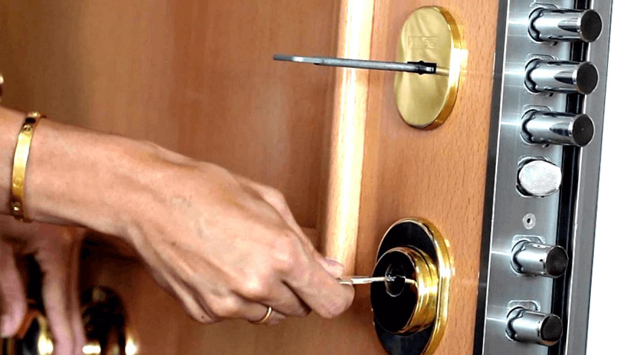 cerraduras de seguridad