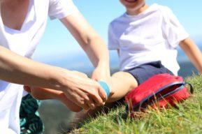 Cómo preparar el botiquín para llevar de vacaciones con los niños