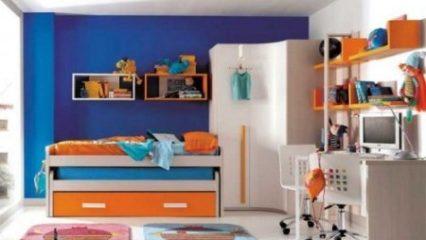 Tutorial fácil para decorar el cuarto de los niños