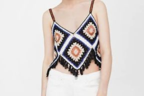 Estilo del mes: Total look crochet