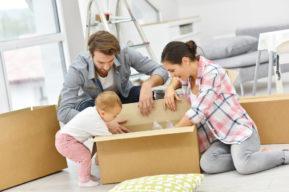 Consejos para explicar a los niños que la familia se va a mudar