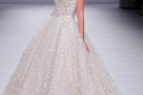 Vuelven los vestidos de novia estilo princesa