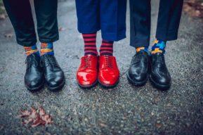 Los mejores calcetines de niño para ceremonias