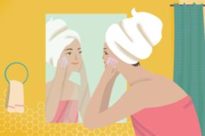 Consejos de belleza para cuidar la piel todo el año