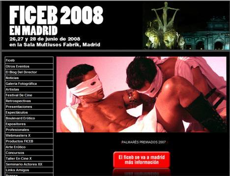 Festival de Cine Erótico / FICEB 2008